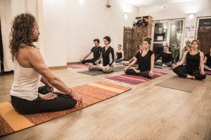 Photo : Pascal Tournaire,yoga satva cham