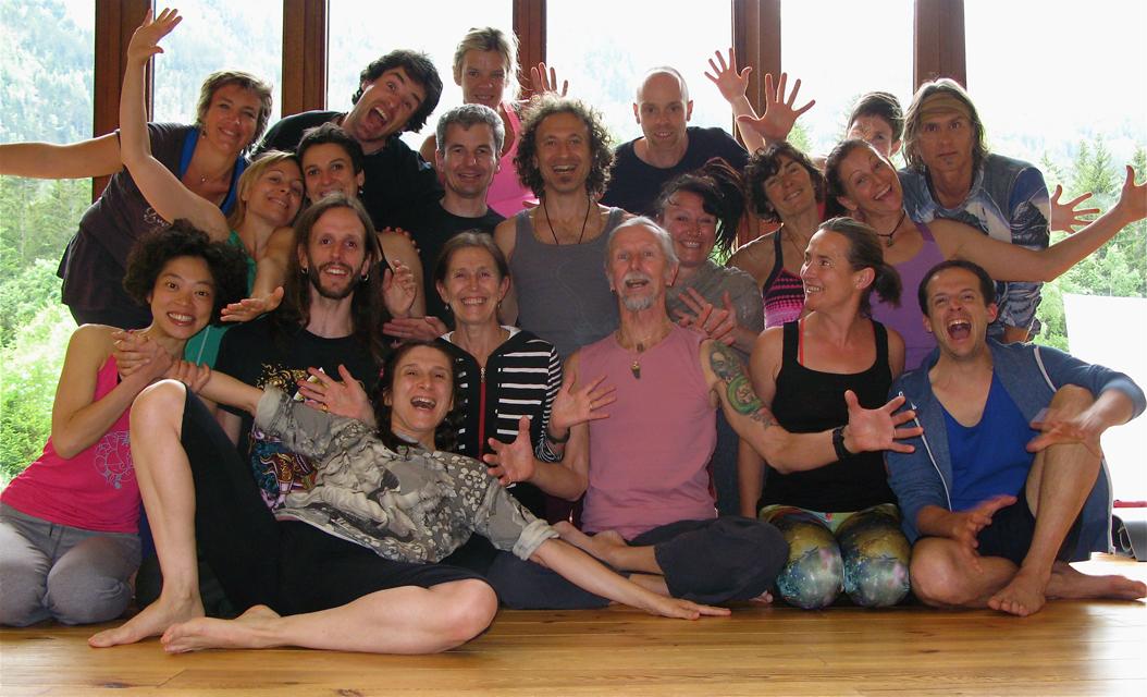 Yoga Teacher Training Sattva Yoga Chamonix