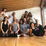 Shankara YTT 200h Pascal Tournaire Hubert de Tourris Yoga Hamsa Sattva Yoga Chamonix cours stages formation Ashtanga Vinyasa Hatha Yin montagne neige nature