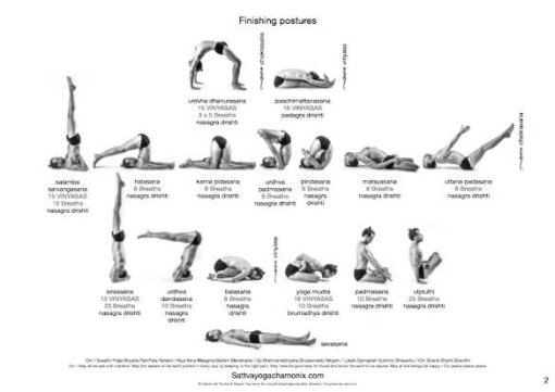 ashtanga carte pratique yoga