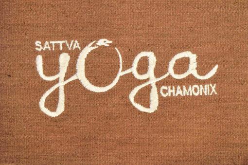 tapis coton mat rugg mysore yoga