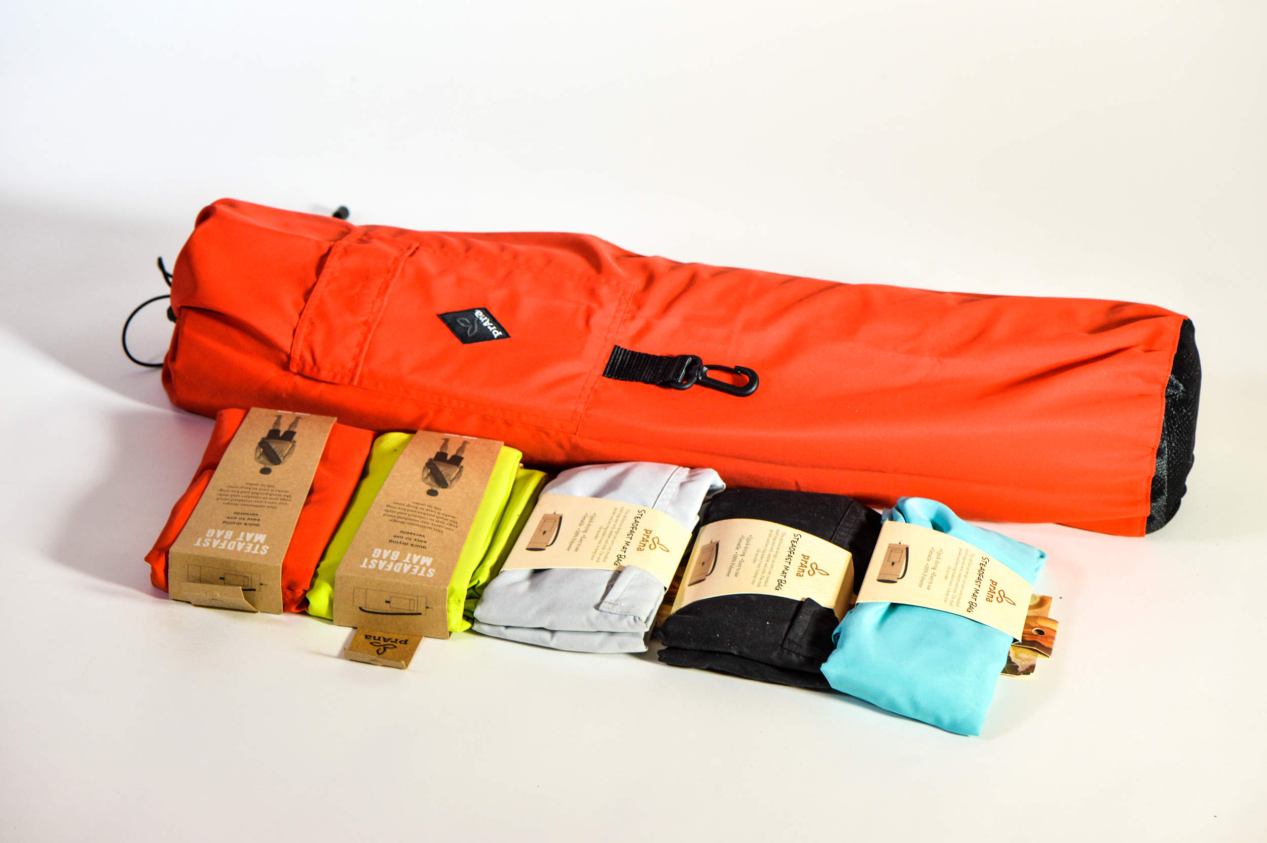 Prana Yoga Mat Bag Sattva Yoga Chamonix