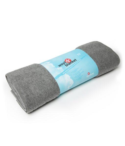 Couvertures en laine Manduka yoga