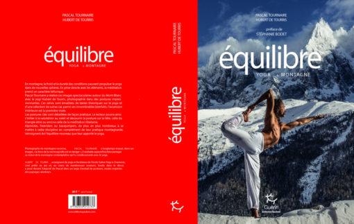 Livre equilibre yoga et montagne Pascal Tournaire Hubert de Tourris